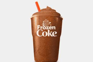 Burger King Coke ICEE