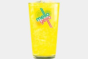 Burger King Mello Yello