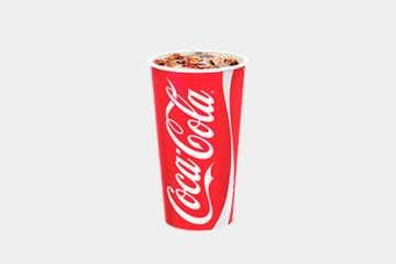 Carl's Jr. Coca-Cola