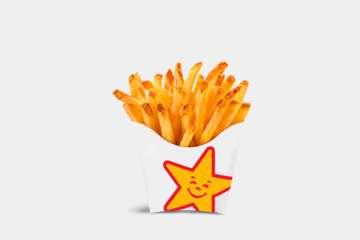 Carl's Jr. Natural-Cut French Fries