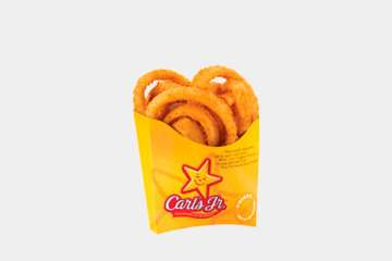 Carl's Jr. Onion Rings