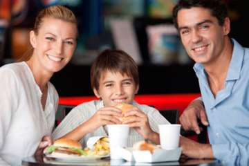 Tips to Make Fast Food Friendlier for Kids