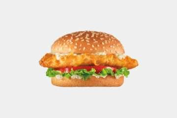 Carl's Jr. The Redhook Beer-Battered Cod Fish Sandwich