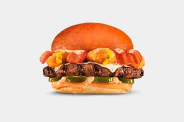 Carl's Jr. The Thickburger El Diablo