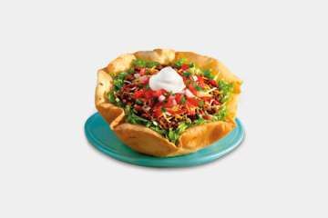 Carl's Jr. Taco Salad - Ground Beef