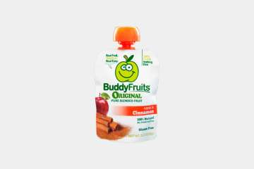 Chick-fil-A Cinnamon Apple Sauce (Buddy Fruits)