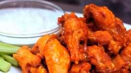 Homestyle Crispy Buffalo Chicken Wings