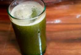 Moringa Detox Juice Recipe