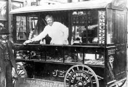 Mobile Catering and Food Truck History and Facts