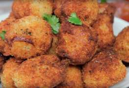 Curried Biriyani Balls