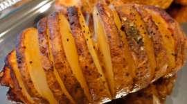 How to make Sliced Baked Potato's