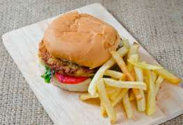 Fast food is harming adults and children