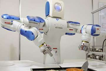 Fast Food Companies Would Rather Hire Robots Than Give Raises