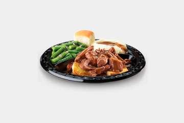 Culver's Beef Pot Roast Dinner