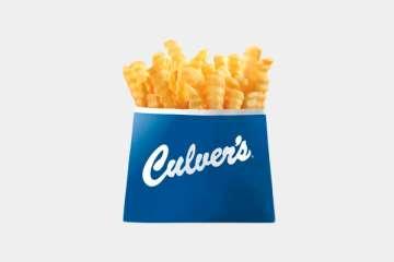 Culver's Crinkle Cut Fries
