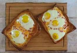 Oven Baked Egg Omelets
