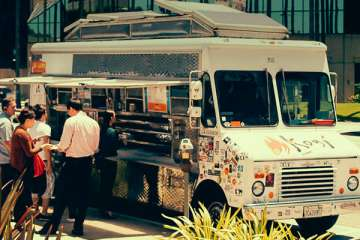 Food Trucks are Rapidly Replacing Traditional Fast Food Outlets in the U.S.