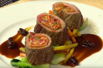 How To Make A Beef Roulade