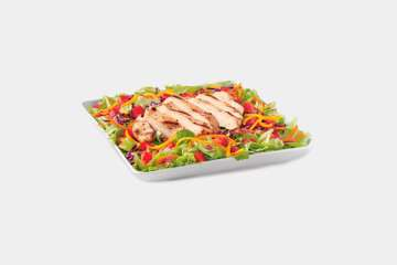 Dairy Queen Chicken BLT Salad