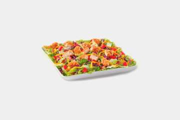 Dairy Queen Garden Greens Salad - Crispy Chicken