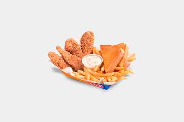 Dairy Queen Chicken Strip Basket