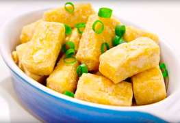 How To Deep Fry Tofu