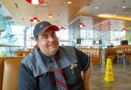 McDonald's crew members share things they learned from working there
