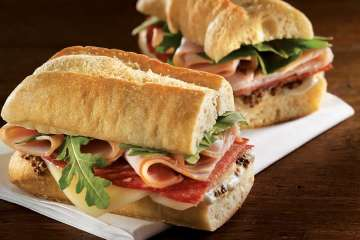 The Top 10 Sandwich Franchises