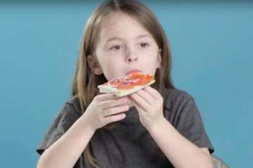 American Kids Try Breakfasts From Around the World