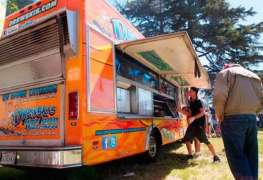 Food trucks: All-American street food