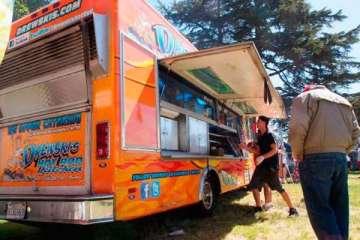 Food trucks: All-American street food