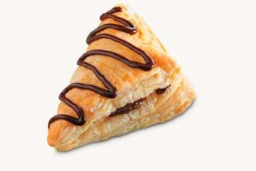 Arby's Chocolate Turnover