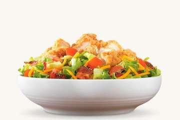Arby's Crispy Chicken Farmhouse Salad