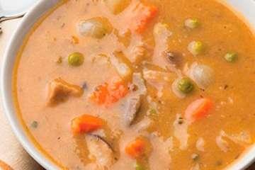 Au Bon Pain Chicken & Vegetable Stew