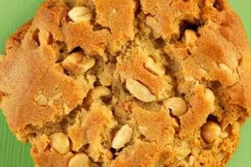 Au Bon Pain Chunky Peanut Butter Cookie