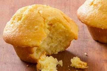 Au Bon Pain Corn Muffin