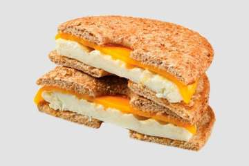 Au Bon Pain Egg Whites & Cheddar