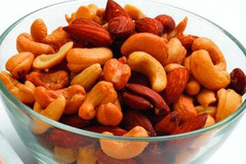Au Bon Pain Mixed Nuts