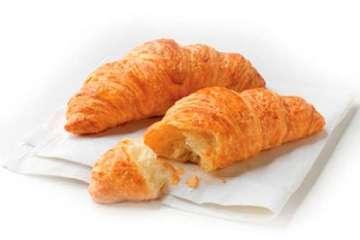 Au Bon Pain Plain Croissant