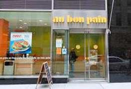 Au Bon Pain plans Manhattan expansion