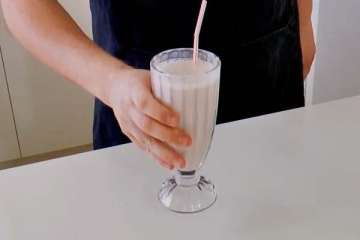 Banana Breakfast Shake, Recipe