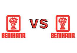 Benihana vs. Benihana