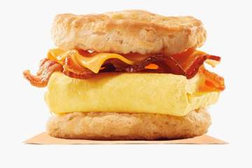 Burger King Bacon, Egg & Cheese Biscuit