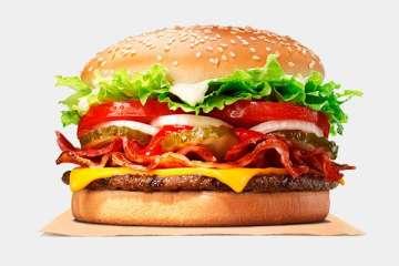 Burger King Bacon & Cheese WHOPPER® Sandwich