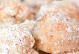 Recipe Christmas Snowball Cookies