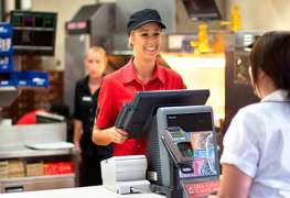 Duties at a Fast Food Restaurant