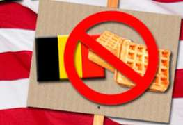 Waffle House Boycotts Belgian Waffles To Support Team USA