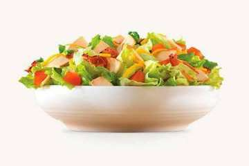 Arby's Roast Turkey Farmhouse Salad