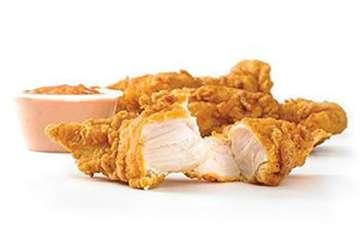 A&W Hand-breaded chicken tenders