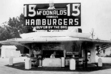 The History of Fast Food in America